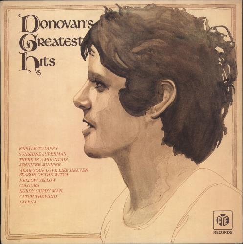 Donovan - Greatest Hits Single
