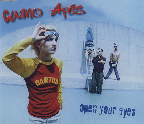 Guano Apes - Open Your Eyes Album