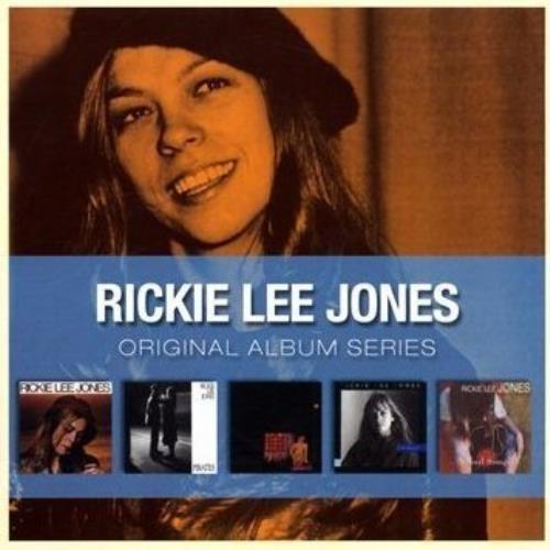Rickie Lee Jones Original Album Series 2010 UK cd album box set 81227983611