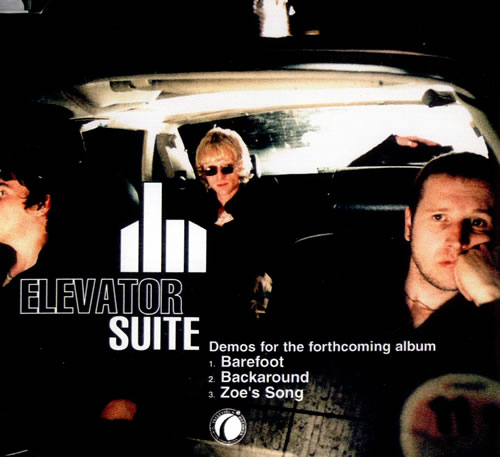 Image of Elevator Suite Barefoot And Shitfaced - Demos 1999 UK CD-R acetate CD-R ACETATE