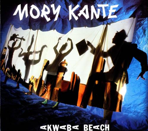 Kante, Mory - Akwaba Beach Album