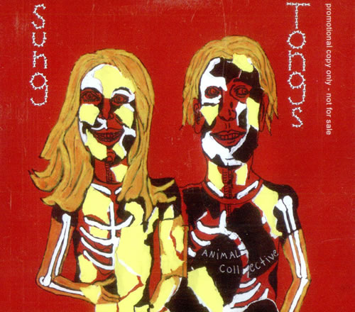Image of Animal Collective Sung Tongs 2004 UK CD album FAT-SP08P