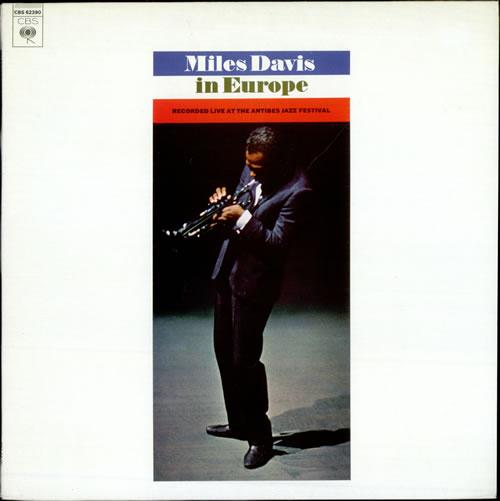 Davis, Miles - In Europe