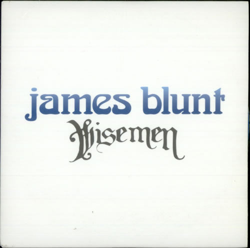 James Blunt Wisemen 2004 UK CD single PRO15167