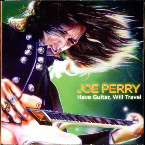 Joe Perry Have Guitar Will Travel 2009 USA CD album RMCD3800