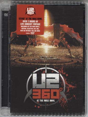360° At The Rose Bowl - U2