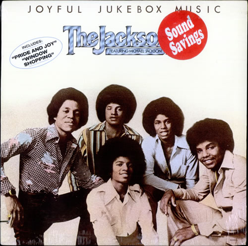 The Jackson Five Joyful Jukebox Music  Sealed USA vinyl LP 5338ML