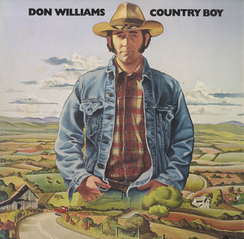 Williams, Don - Country Boy Single