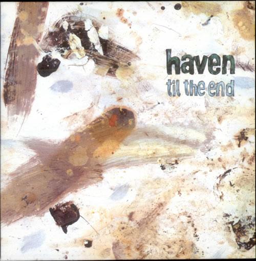 Image of Haven Til The End 2002 UK CD single RDTP6
