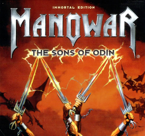 Manowar - The Sons Of Odin - Immortal Edition