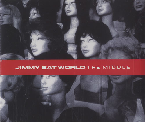 Jimmy Eat World - The Middle Album