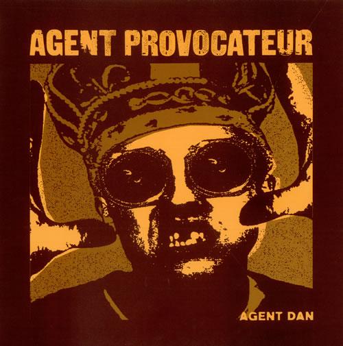 Agent Provocateur (90S) Agent Dan 1997 UK 12 vinyl AGENT3T