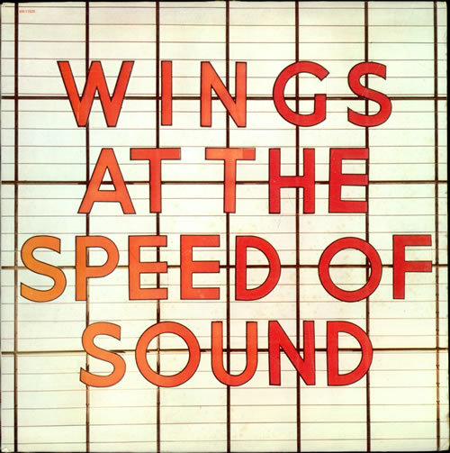 McCartney, Paul - At The Speed Of Sound