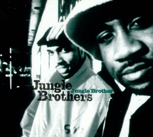 Jungle Brothers Jungle Brother 1997 UK CD single GEE5000498