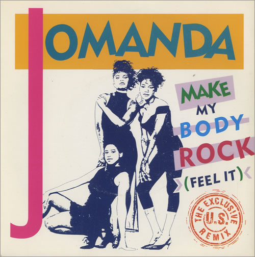 Jomanda - Make My Body Rock [feel It]