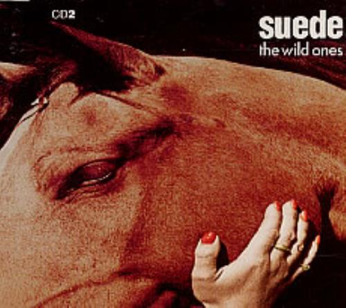 Suede The Wild Ones  CD2 1994 UK CD single NUD11CD2
