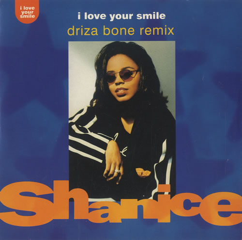 Shanice I Love Your Smile - Driza Bone Remix 1992 UK 7\
