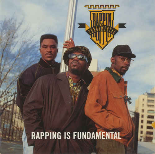 Rappin' Is Fundamental - Rapping Is Fundamental