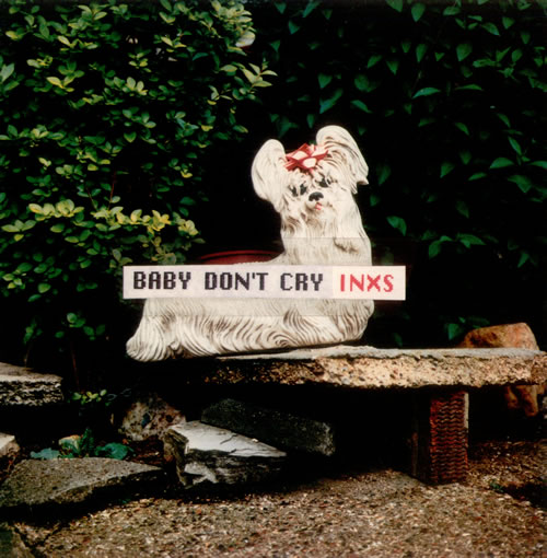 Inxs - Baby Don't Cry Record