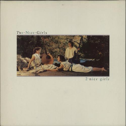 Two Nice Girls 2 Nice Girls 1989 UK vinyl LP ROUGH135