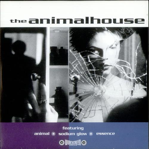 Animal House Animal 1999 UK CD single AH001CD