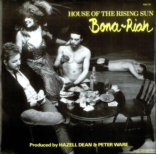 Bona-Riah House Of The Rising Sun 1987 UK 12\