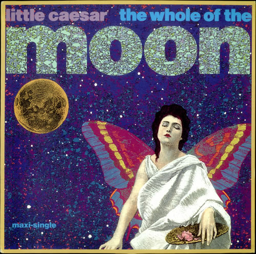 Little Caesar (Dance) The Whole Of The Moon 1990 UK 12 vinyl 120.07.370