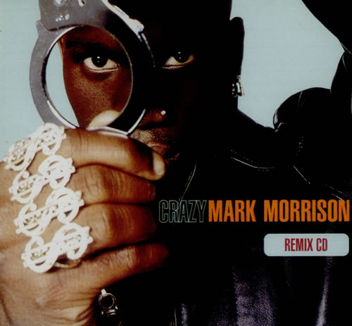 Image of Mark Morrison Crazy 1999 UK CD single WEA054CD2
