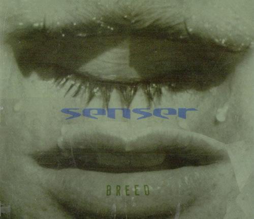 Senser Breed 1998 UK 2CD album set TOPP066CDX