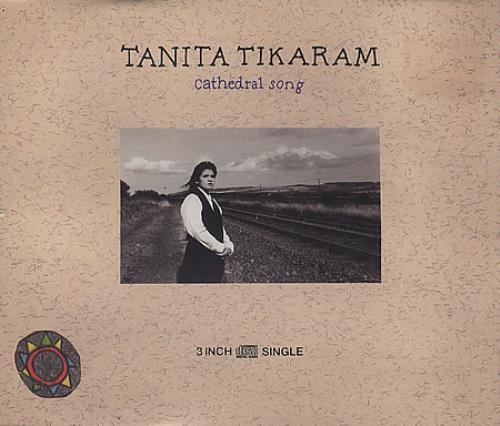 Tanita Tikaram Cathedral Song 1988 German 3 CD single YZ331CD
