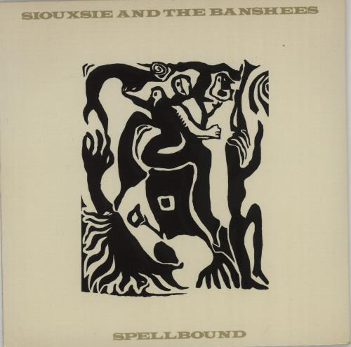 "Image of Siouxsie & The Banshees Spellbound 1981 UK 7"" vinyl POSP273"