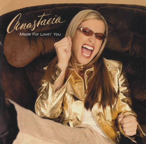 Anastacia Made For Lovin You 2001 Austrian CD single EPC6712971