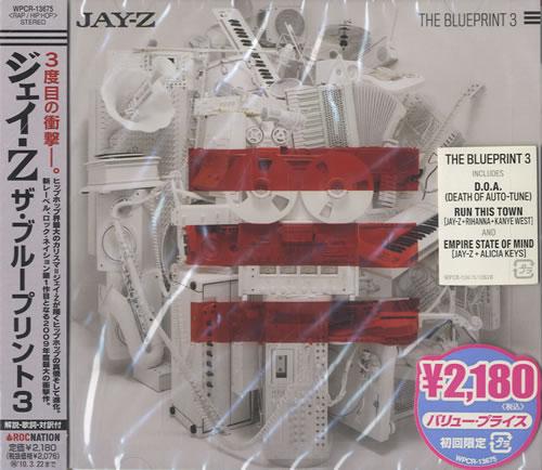 Jay-Z - The Blueprint 3 Album