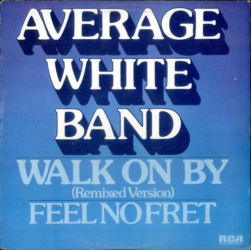 """Image of Average White Band Walk On By 1979 USA 12"""" vinyl XC1087"""