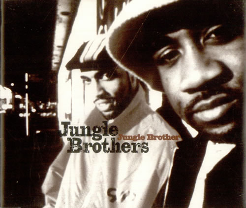 Jungle Brothers Jungle Brothers 1997 UK CD single GEE5000493