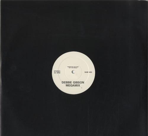 Gibson, Debbie - Megamix