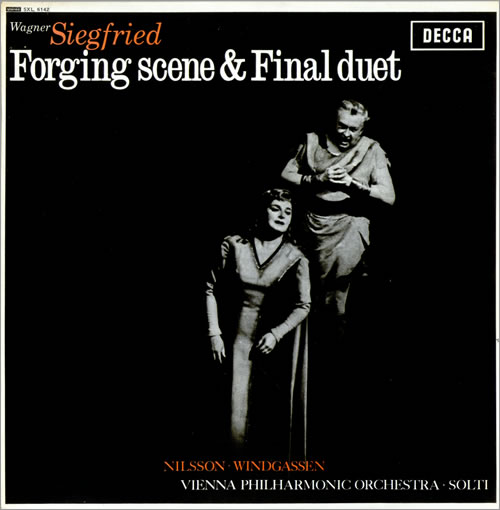 Wagner, Richard - Siegfried, Forging Scene And Final Duet