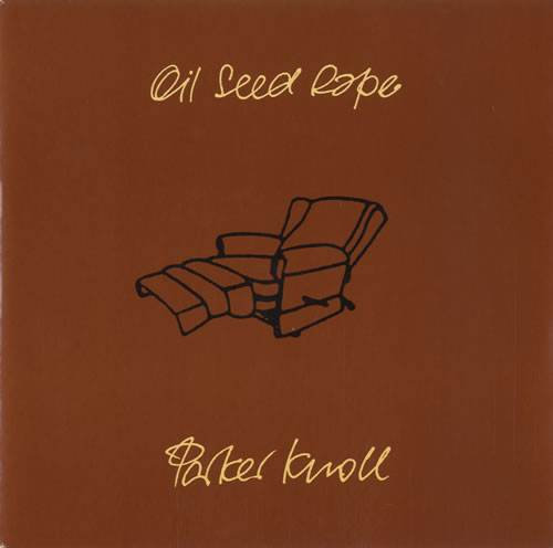 "Image of Oil Seed Rape Parker Knoll EP 1994 UK 7"" vinyl JAK4"