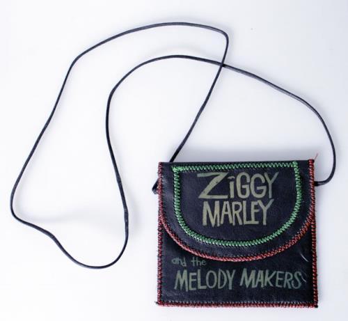 Image of Ziggy Marley Stash Pouch USA memorabilia PROMO POUCH