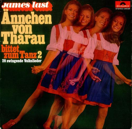 Annchen Von Tharau Bittet Zum Tanz