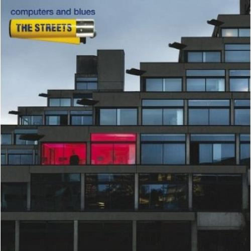 The Streets Computers And Blues 2011 UK CD album 2564675102