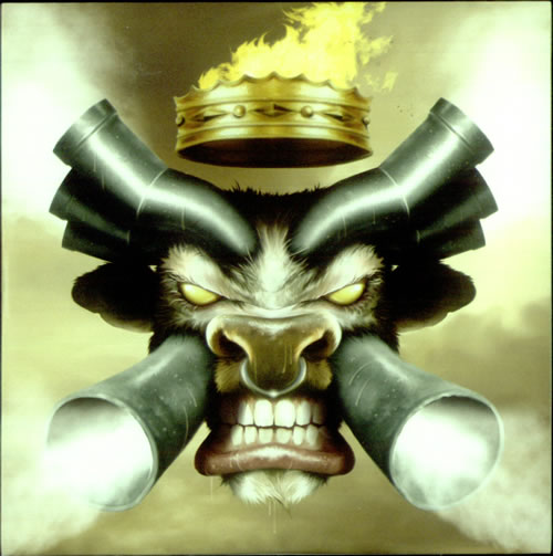 Monster Magnet Mastermind 2010 German CD album NPR339