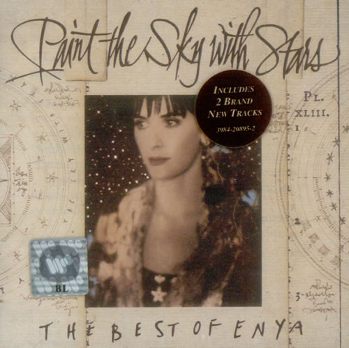Enya Paint The Sky With Stars 1997 German CD album 3984208952