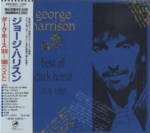 Harrison, George - Best Of Dark Horse 1976-1989