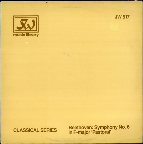 Beethoven, Ludwig Van - Symphony No. 6 In F Major, Op. 68 'pastoral