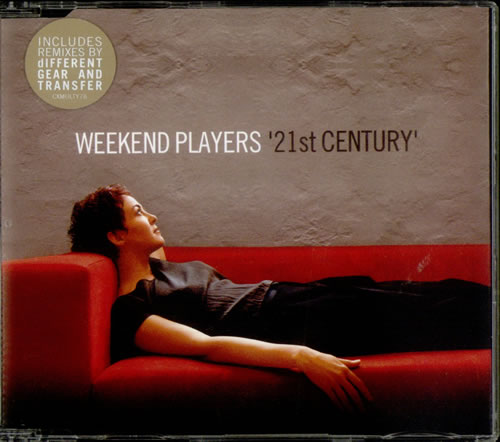 Weekend Players 21st Century 2001 UK CD single CXMULTY78