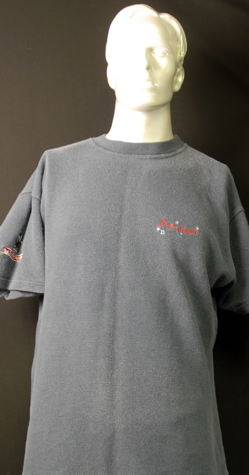 Red Hot Chili Peppers One Hot Minute 1995 UK tshirt PROMO T SHIRT
