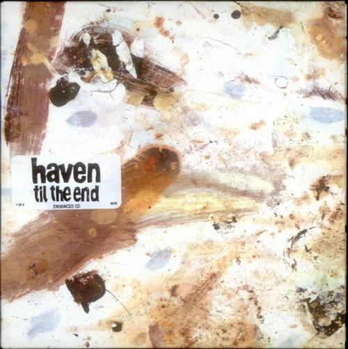 Image of Haven Til the End - CD 1 2002 UK CD single RDT6