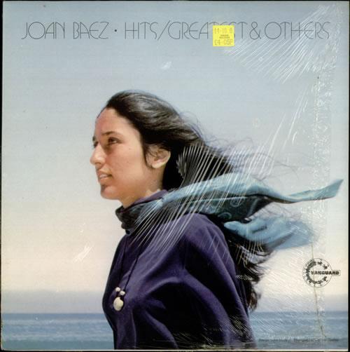 Joan Baez HitsGreatest & Others 1975 UK vinyl LP VSD79332