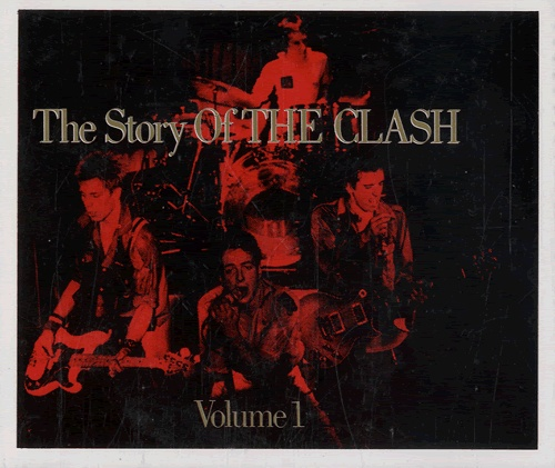 The Clash The Story Of The Clash Volume 1 1988 Japanese 2CD album set ESCA5202~3